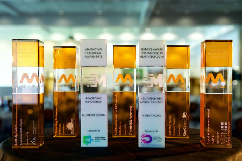 Inhealthcare takes two titles at the national Medilink awards