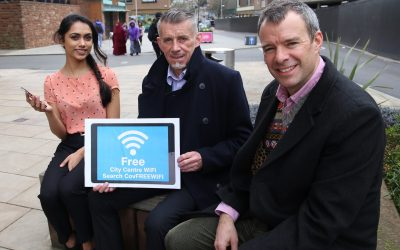 Smart City Awards triumph for Intechnology